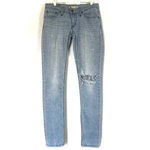 Levi's 524 Too Superlow Jeans Skinny Low-Rise 5M